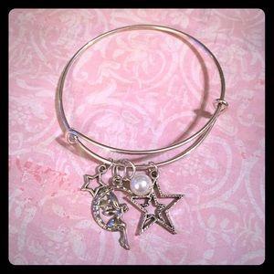 Jewelry - ✨🌙Stars Moon Fairy Adjustable Bracelet🌙✨